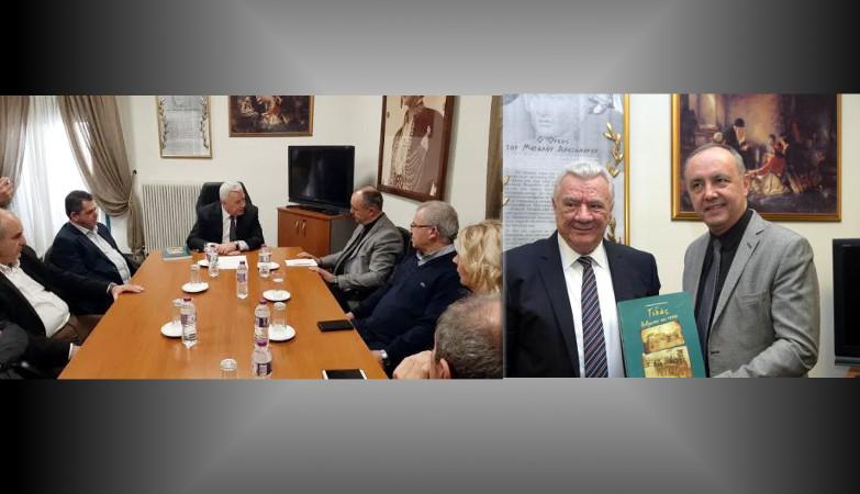 Στην Αλεξάνδρεια ο υφυπουργός Θόδωρος Καράογλου