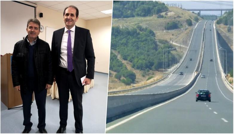 Επανέρχεται η πρόταση Βεσυρόπουλου για την ίδρυση τμήματος τροχαίας αυτοκινητοδρόμων στην Ημαθία