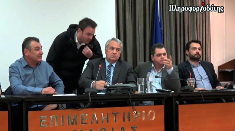 Τι αναφέρει ο Αγροτικός Σύλλογος Βέροιας για τη σύσκεψη που διακόπηκε