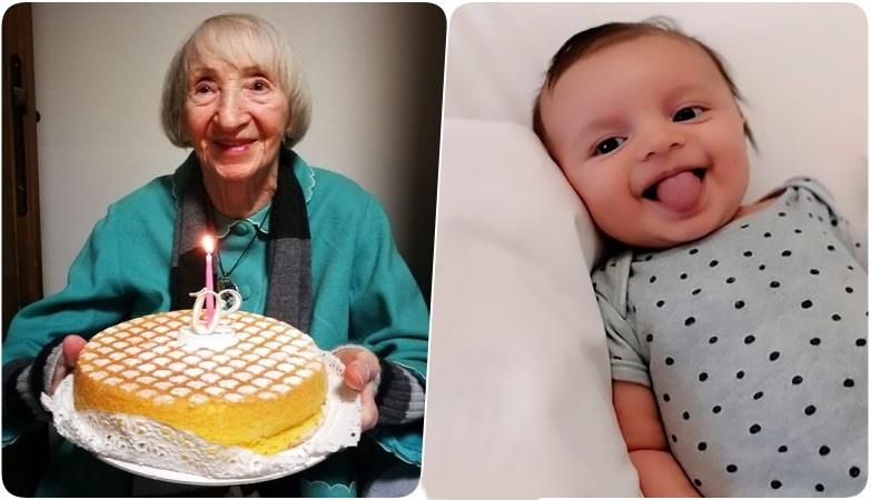 Ιταλία - κορωνοϊός: η γιαγιά Χαϊλάντερ και ο μικρός μαχητής