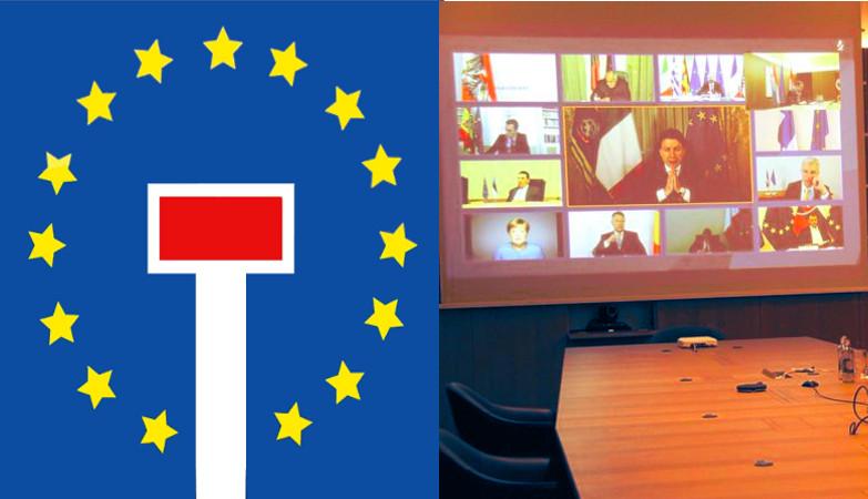 Ευρωπαϊκή Ένωση: Η τηλεδιάσκεψη δεν έβγαλε πουθενά – ο κορωνοϊός κρίνει την ήδη κλονισμένη συνοχή της ΕΕ