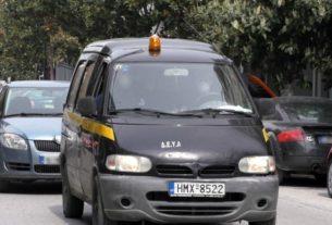Με όχημα με μεγάφωνα ο Δήμος Αλεξάνδρειας ενημέρωνε για τα νέα περιοριστικά μέτρα