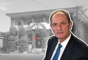 Το μήνυμα του αντιδημάρχου Στέφανου Δριστά για την Απελευθέρωση της Αλεξάνδρειας
