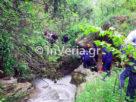Βέροια: Νεαρός έπεσε στα ορμητικά νερά της Μπαρμπούτας - Μεγάλη επιχείρηση της Π.Υ. για την διάσωσή του (βίντεο)