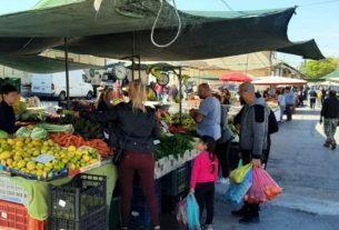 Από 23 Νοεμβρίου αιτήσεις πωλητών λαϊκών αγορών στο Δήμο Αλεξάνδρειας