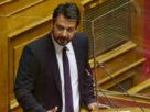 Στη συζήτηση για το νομοσχέδιο του ΥΠΑΑΤ μίλησε ο βουλευτής Τ. Μπαρτζώκας