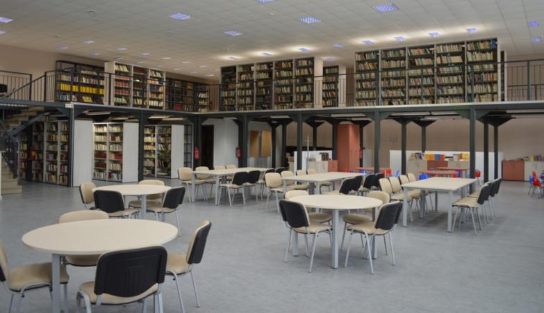 Δημοτική Βιβλιοθήκη Νάουσας