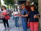 Εξόρμηση στην αγορά της Αλεξάνδρειας έκαναν μέλη και στελέχη του ΣΥΡΙΖΑ