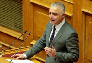 Ευχές από το βουλευτή Ημαθίας Λάζαρο Τσαβδαρίδη