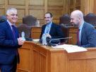 """Λάζαρος Τσαβδαρίδης: """"Σε σωστή πορεία η οικονομία της χώρας"""""""