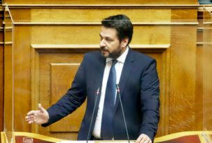 Επικοινωνία του βουλευτή Ημαθίας (ΝΔ) Τ. Μπαρτζώκα με τον Υπουργό Υγείας