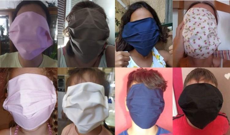 μεγάλες μάσκες