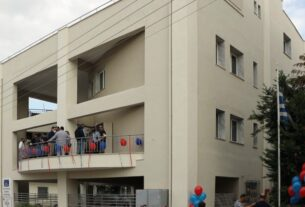 Δομή υποστήριξης του παιδιού και της οικογένειας εγκαινιάστηκε στο Δήμο Παύλου Μελά