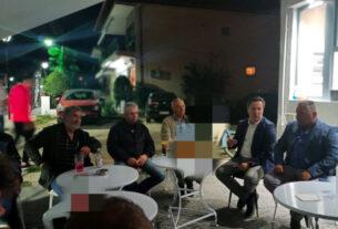 Συναντήσεις του δημάρχου Νάουσας με δημότες σε Χαρίεσσα και Λευκάδια
