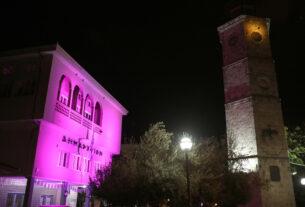 Δράσεις για την Παγκόσμια Ημέρα κατά του Καρκίνου του Μαστού στο Δήμο Νάουσας