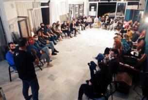 """Αλεξάνδρεια: συνάντηση παλιών και νέων μελών της θεατρικής ομάδας """"ΘΕΡΩΣ"""""""
