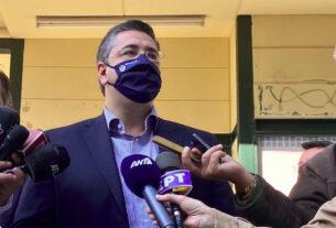 Κεντρική Μακεδονία: έκτακτο σχέδιο δράσεων για τη στήριξη της οικονομίας ζητά ο Τζιτζικώστας