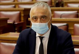 """Τσαβδαρίδης σε Κικίλια: """"Ανάγκη περαιτέρω στελέχωσης των βασικών υγειονομικών δομών της Ημαθίας"""""""