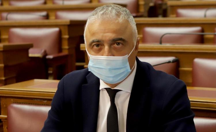 Τσαβδαρίδης Βουλή
