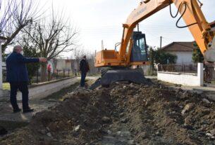 Δήμος Αλεξάνδρειας: ξεκίνησαν έργα βελτίωσης οδών προϋπολογισμού 526.000 ευρώ