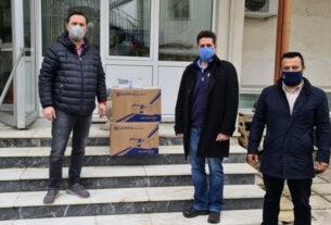 Αντλίες έγχυσης φαρμάκων παρέδωσε ο Δήμος Νάουσας στο νοσοκομείο της πόλης