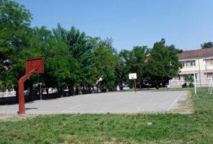 Επισκευές σε σχολικά γήπεδα μπάσκετ απ' το Δήμο Αλεξάνδρειας
