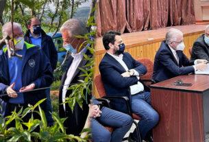 Σε Μελίκη και Κυψέλη ο πρόεδρος του ΕΛΓΑ