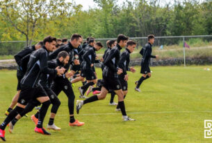 Έτοιμη η ομάδα της Βέροιας για το παιχνίδι στις Σέρρες