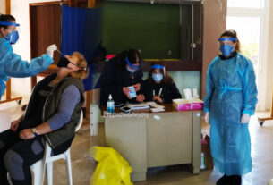 Rapid tests σε Πλατύ και Μαρίνα: κανένα θετικό δείγμα