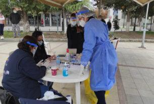 Rapid tests σε Αλεξάνδρεια, Μελίκη και Νησί