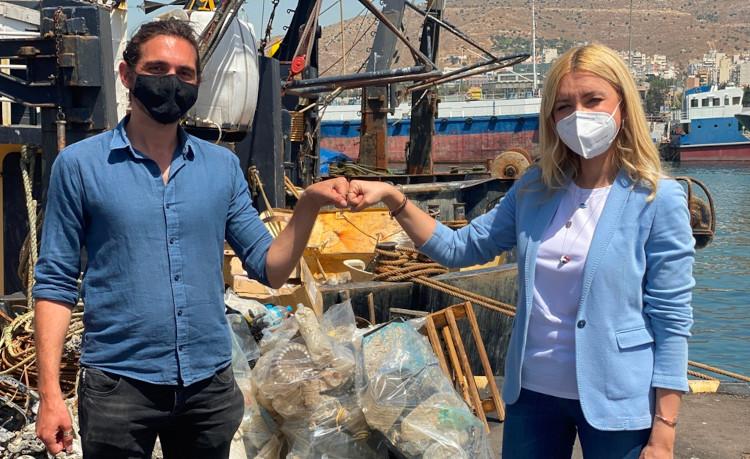 Μνημόνιο συνεργασίας για τον καθαρισμό των θαλασσών από το πλαστικό