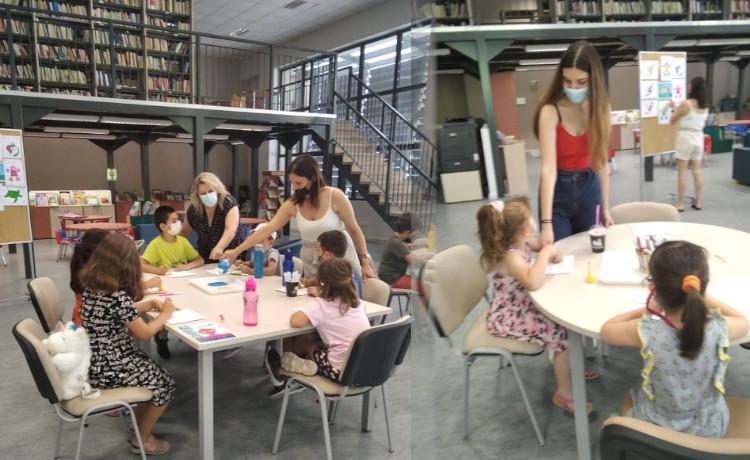 Ολοκληρώθηκαν οι τριήμερες εκδηλώσεις στην Δημοτική Βιβλιοθήκη Νάουσας