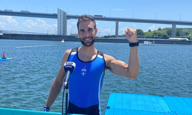 Ολυμπιακοί: πρώτο μετάλλιο και μάλιστα χρυσό! (video)